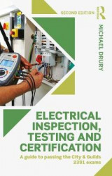 Omslag - Electrical Inspection, Testing and Certification