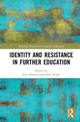 Omslag - Identity and Resistance in Further Education