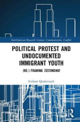 Omslag - Political Protest and Undocumented Immigrant Youth