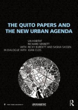 Omslag - The Quito Papers and the New Urban Agenda