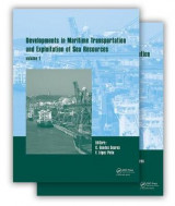 Omslag - Developments in Maritime Transportation and Harvesting of Sea Resources (2-Volume set)