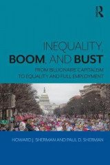 Omslag - Inequality, Boom, and Bust