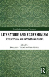 Omslag - Literature and Ecofeminism