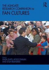 Omslag - The Ashgate Research Companion to Fan Cultures