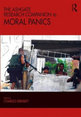 Omslag - The Ashgate Research Companion to Moral Panics