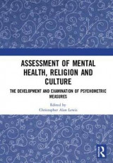 Omslag - Assessment of Mental Health, Religion and Culture