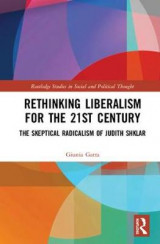 Omslag - Rethinking Liberalism for the 21st Century