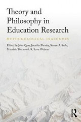 Omslag - Theory and Philosophy in Education Research