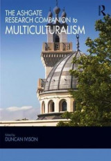 Omslag - The Ashgate Research Companion to Multiculturalism
