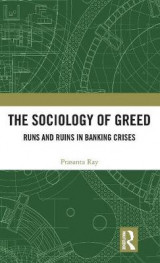 Omslag - The Sociology of Greed
