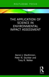 Omslag - The Application of Science in Environmental Impact Assessment