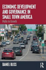 Omslag - Economic Development and Governance in Small Town America