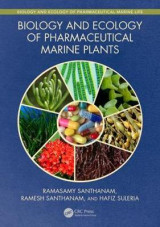 Omslag - Biology and Ecology of Pharmaceutical Marine Plants