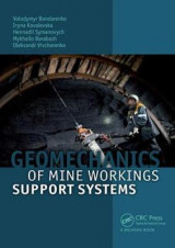 Omslag - Geomechanics of Mine Workings Support Systems