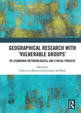 Omslag - Geographical Research with 'Vulnerable Groups'