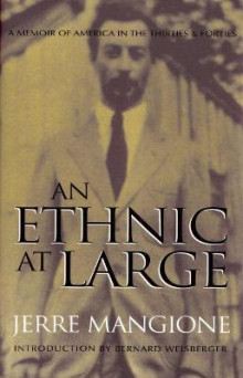 An Ethnic at Large av Jerre Mangione (Heftet)
