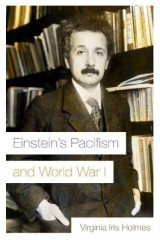 Omslag - Einstein's Pacifism and World War I
