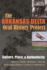 Omslag - The Arkansas Delta Oral History Project