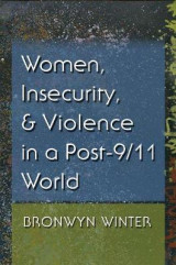 Omslag - Women, Insecurity, and Violence in a Post-9/11 World