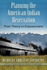Omslag - Planning the American Indian Reservation