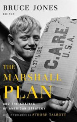 Omslag - The Marshall Plan and the Shaping of American Strategy