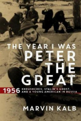 Omslag - The Year I Was Peter the Great
