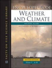 Encyclopedia of Weather and Climate av Michael Allaby (Innbundet)