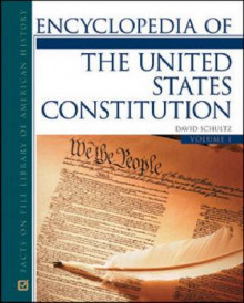 Encyclopedia of the United States Constitution av Professor David Schultz (Innbundet)