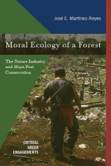 Omslag - Moral Ecology of a Forest