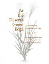 Omslag - At the Desert's Green Edge