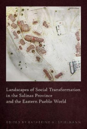 Landscapes of Social Transformation in the Salinas Province and the Eastern Pueblo World av Katherine A. Spielmann (Innbundet)