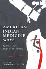 Omslag - American Indian Medicine Ways