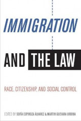 Omslag - Immigration and the Law