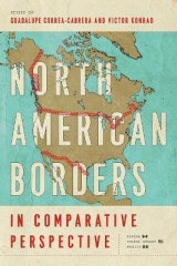 Omslag - North American Borders in Comparative Perspective