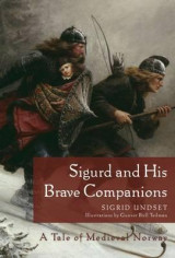 Omslag - Sigurd and his brave companions