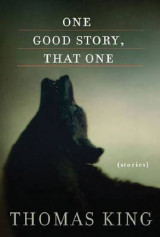 Omslag - One Good Story, That One