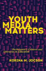 Omslag - Youth Media Matters