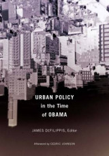 Omslag - Urban Policy in the Time of Obama