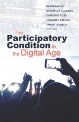 Omslag - The Participatory Condition in the Digital Age