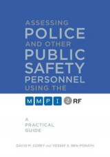 Omslag - Assessing Police and Other Public Safety Personnel Using the MMPI-2-RF