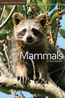 Mammals of Alabama av Troy L. Best og Julian L. Dusi (Heftet)