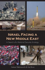 Omslag - Israel Facing a New Middle East