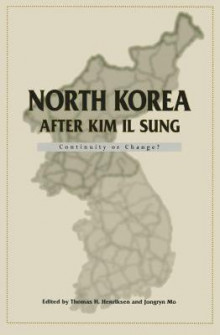 North Korea After Kim Il Sung av Thomas H. Henriksen og Jongryn Mo (Heftet)