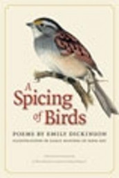 A Spicing of Birds av Emily Dickinson (Innbundet)