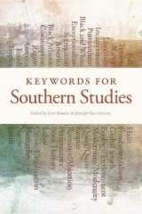Omslag - Keywords for Southern Studies