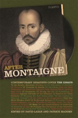Omslag - After Montaigne