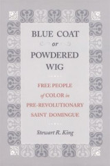 Omslag - Blue Coat or Powdered Wig