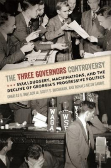 The Three Governors Controversy av Charles S. Bullock, Scott E. Buchanan og Ronald Keith Gaddie (Heftet)