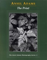 The Print av Ansel Adams (Heftet)