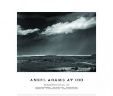 Thunderstorm Over the Great Plains, Near Cimarron, New Mexico 1967 av Ansel Adams (Plakat)